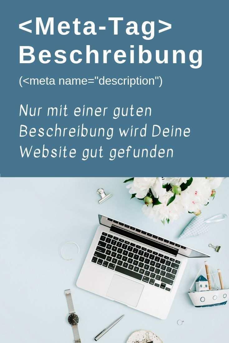Meta Description Optimierung Warum Das Fur Deine Seo So Wichtig Ist Homepage Gestalten Website Gestalten Website Selbst Erstellen