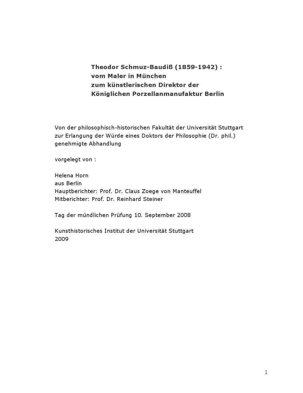 Schmuz Baudiss By Stefan Stroessenreuther Issuu