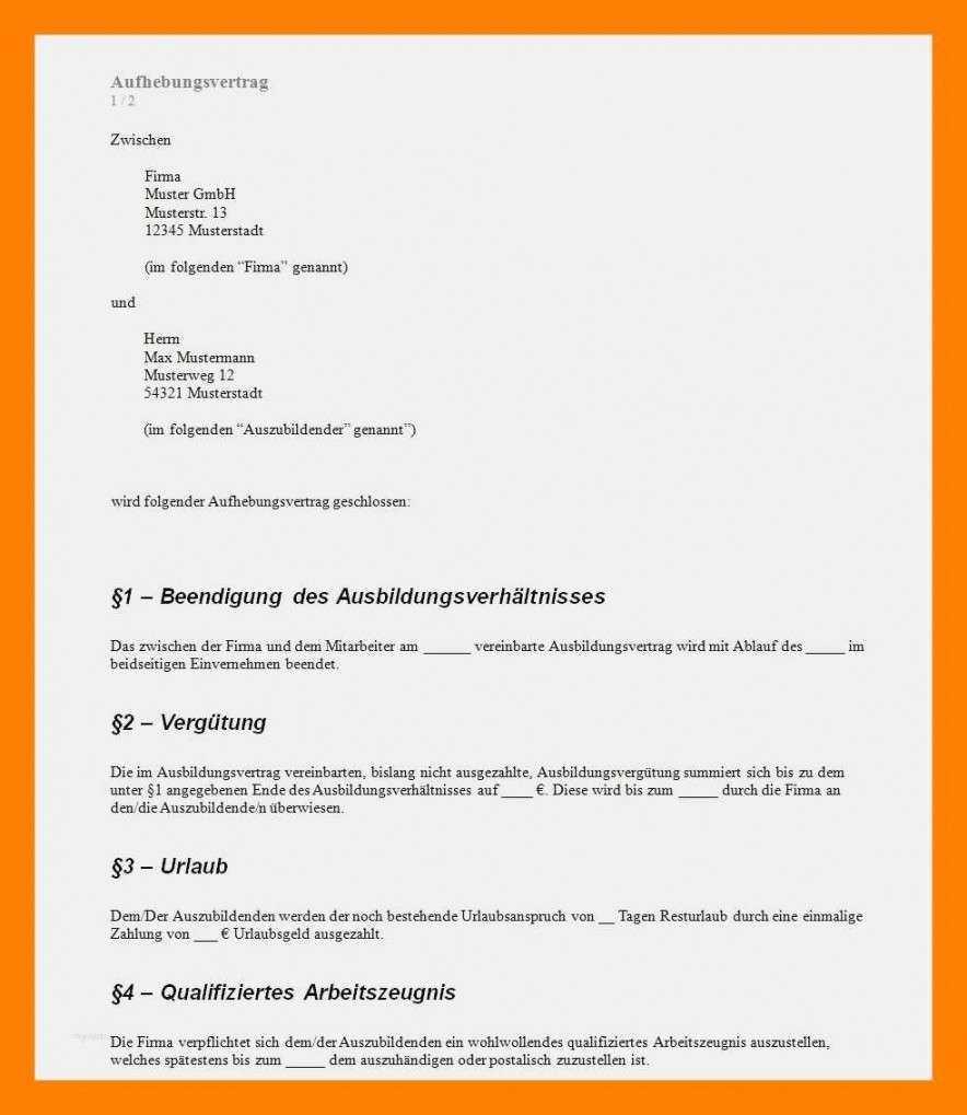 Glamouros Mietaufhebungsvertrag Vorlage Word Vorlagen Word Flugblatt Design Aufhebung