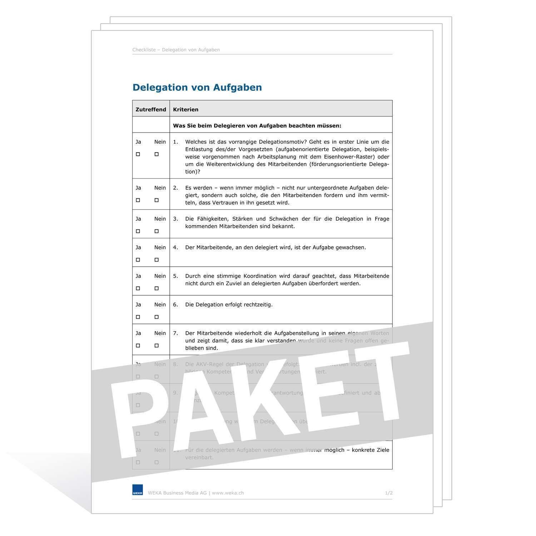Download Paket Arbeitszeugnisse Verschiedene Berufe