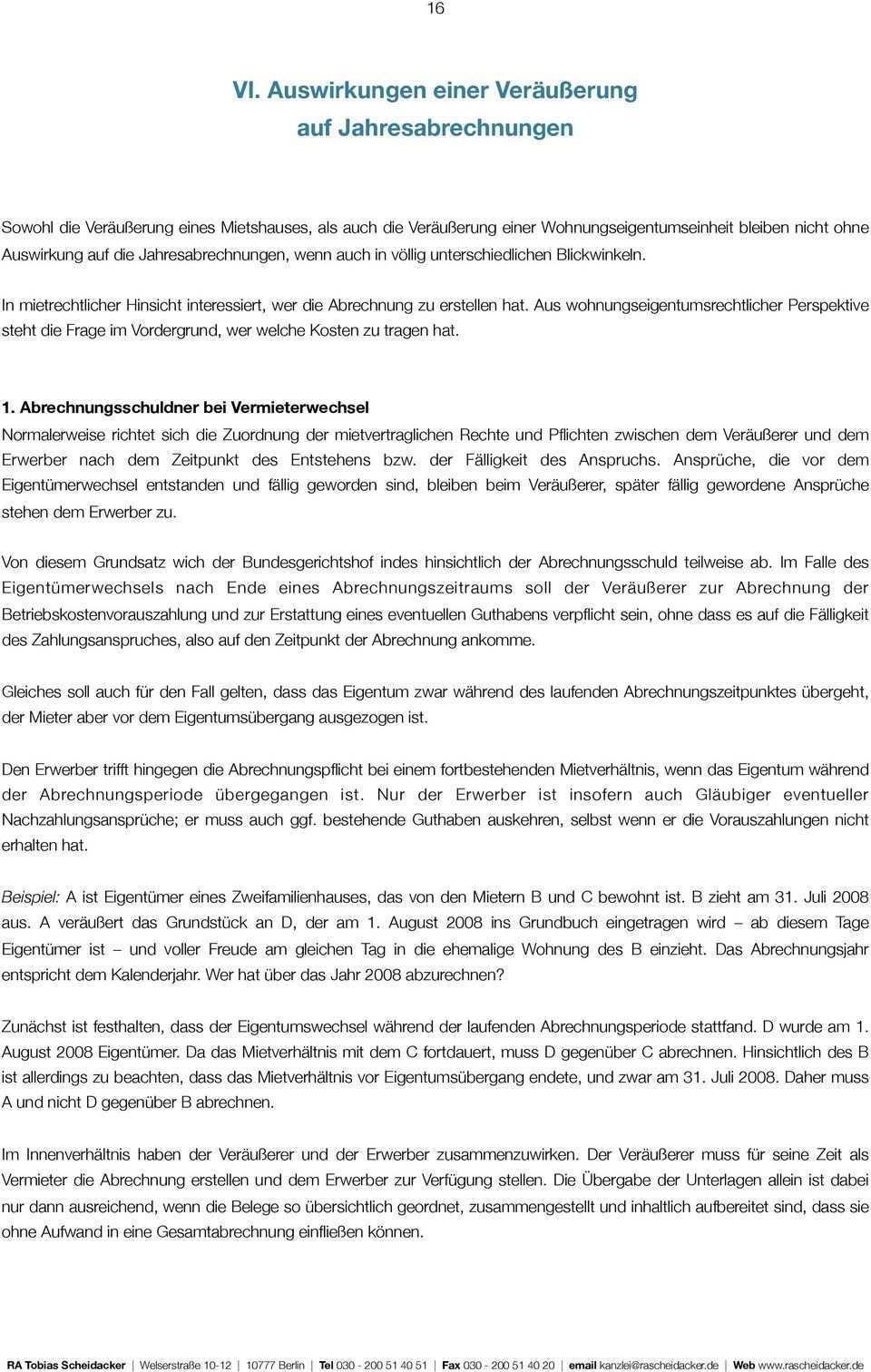 Eigentumerwechsel Im Miet Und Weg Recht Pdf Free Download