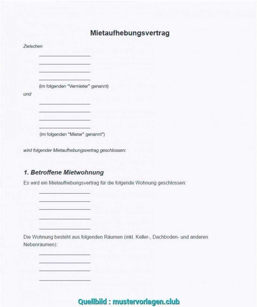Antike Mietburgschaft Vorlage Kostenlos Vorlagen Buchhaltungssoftware Aufhebung