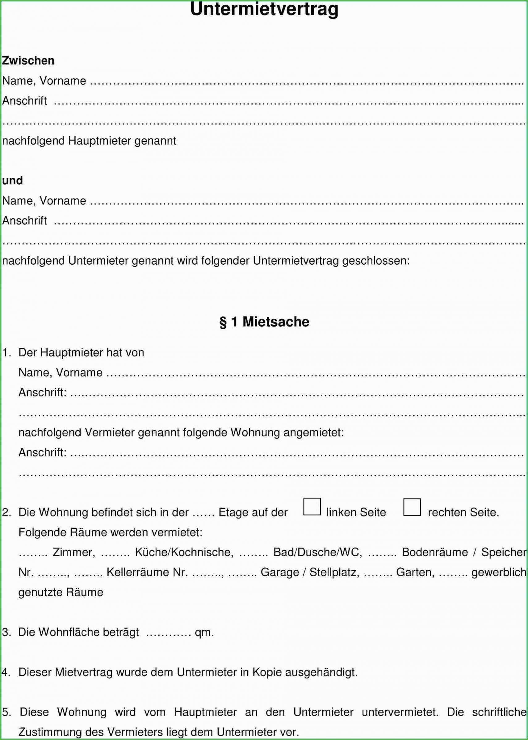 Minimalistisch Mietvertrag Vorlage Word Document Templates Templates Sheet Music