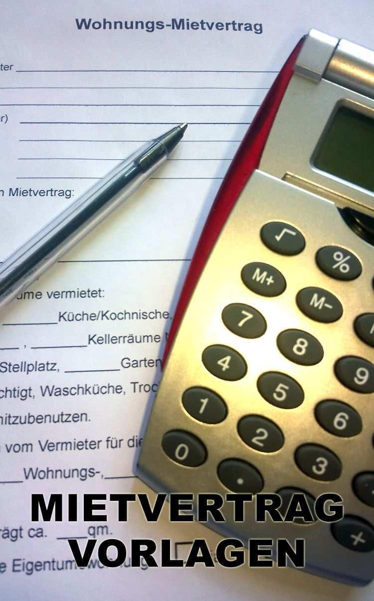 Mietvertrag Vorlagen 3 Gratis Mustervertrag Downloads Vorlagen Vertrag Kostenlos