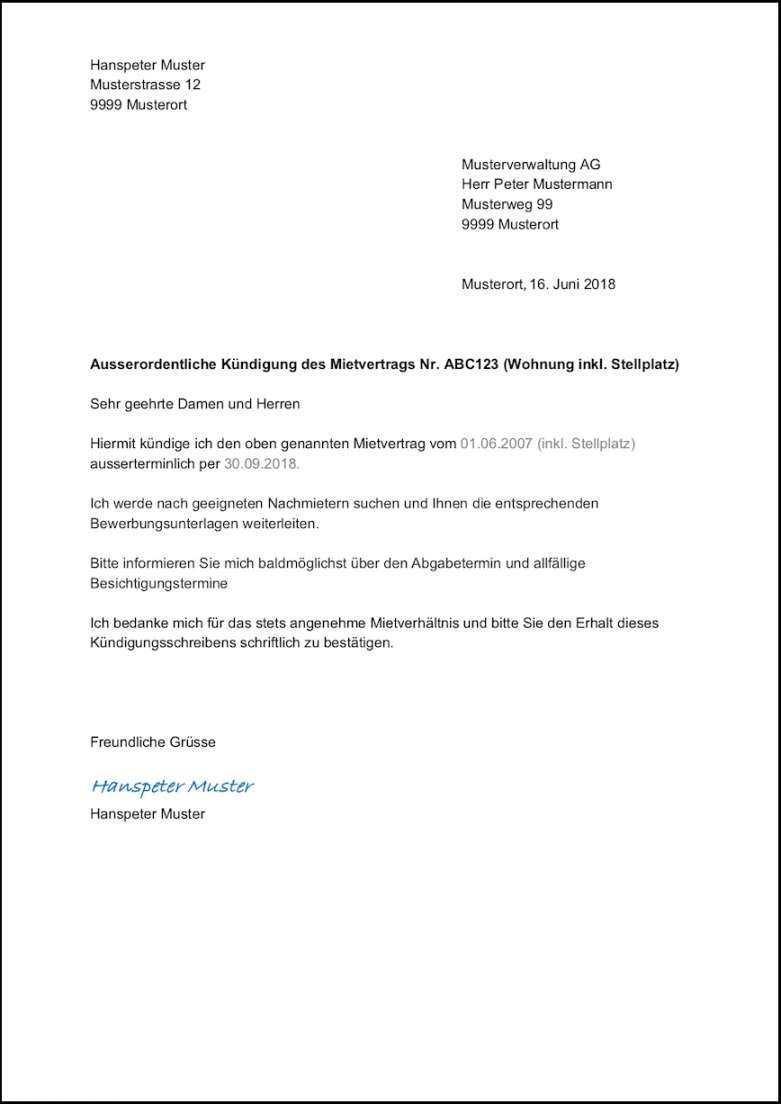 Kundigungsschreiben Vorlage Wohnung Mieter Vorlagen Word Vorlagen Kundigung Schreiben