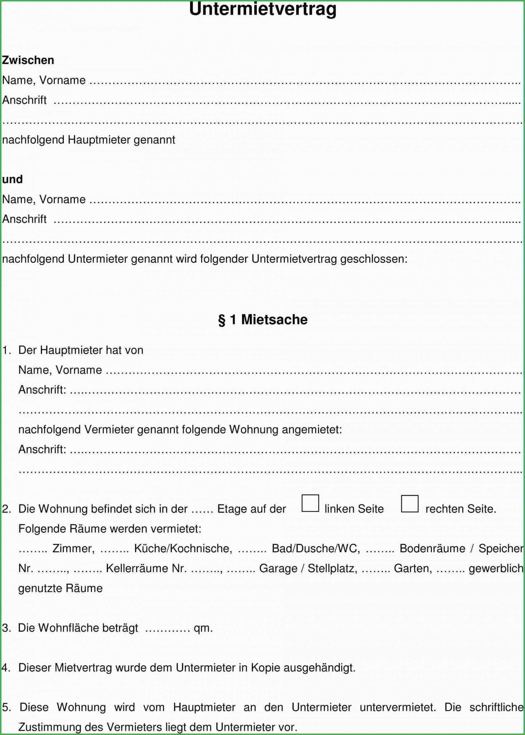 Minimalistisch Mietvertrag Vorlage Word Vorlagen Word Lebenslauf Vorlagen