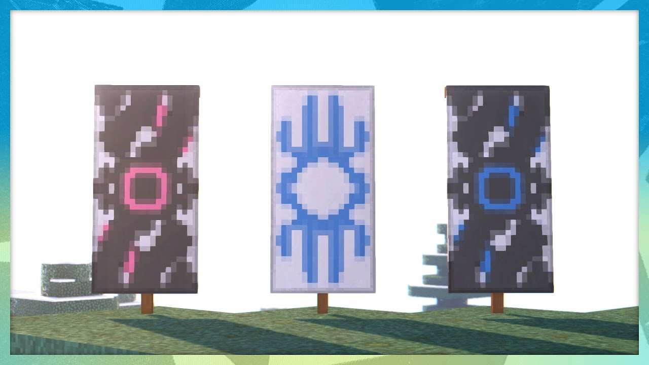 Coole Banner In Minecraft 1 11 So Geht S Youtube