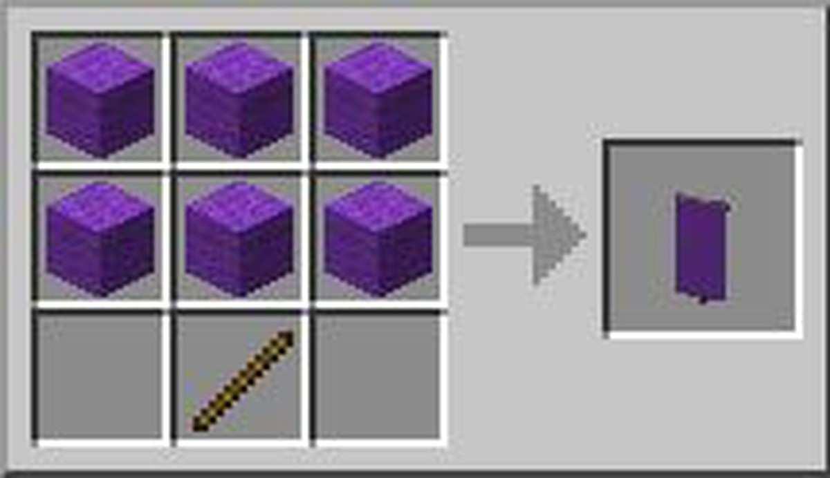 Minecraft Banner Craften So Geht S Chip