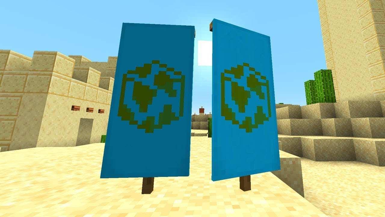 Neue Bannermuster Mehr Snapshot 19w11b Minecraft 1 14 Update Youtube