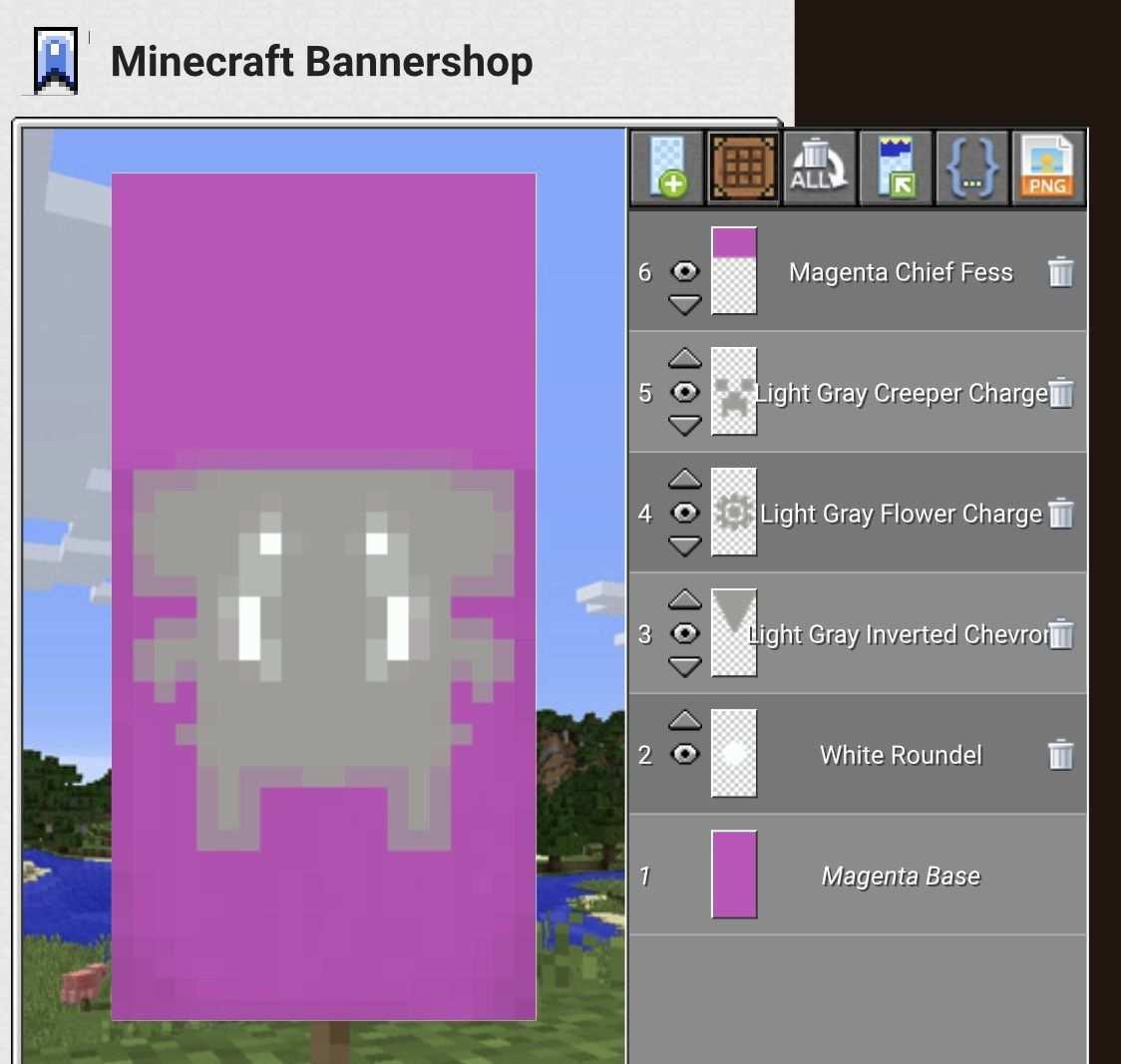 Elephant Minecraft Tutorial Minecraft Designs Minecraft Banner Designs