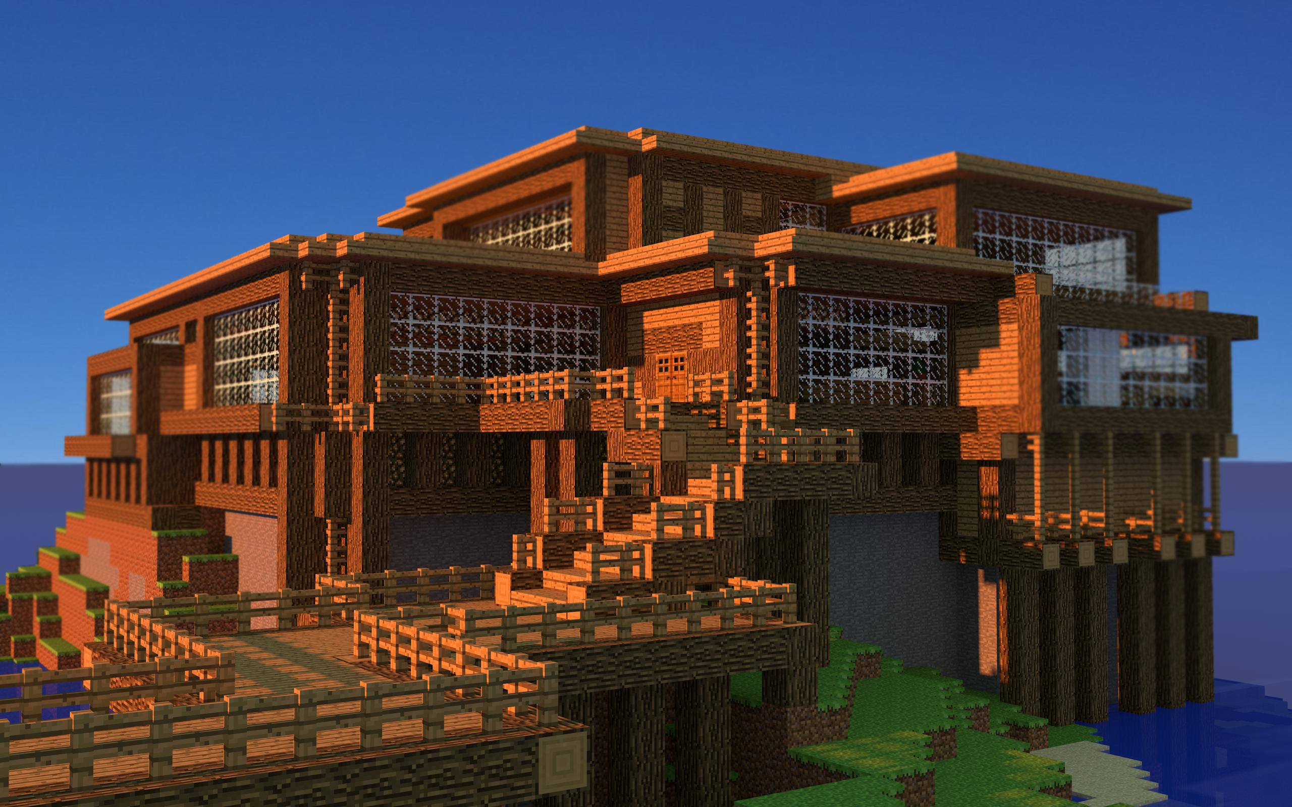 Houses Asp Gaming Minecraft Gebaude Minecraft Strandhaus Minecraft Haus