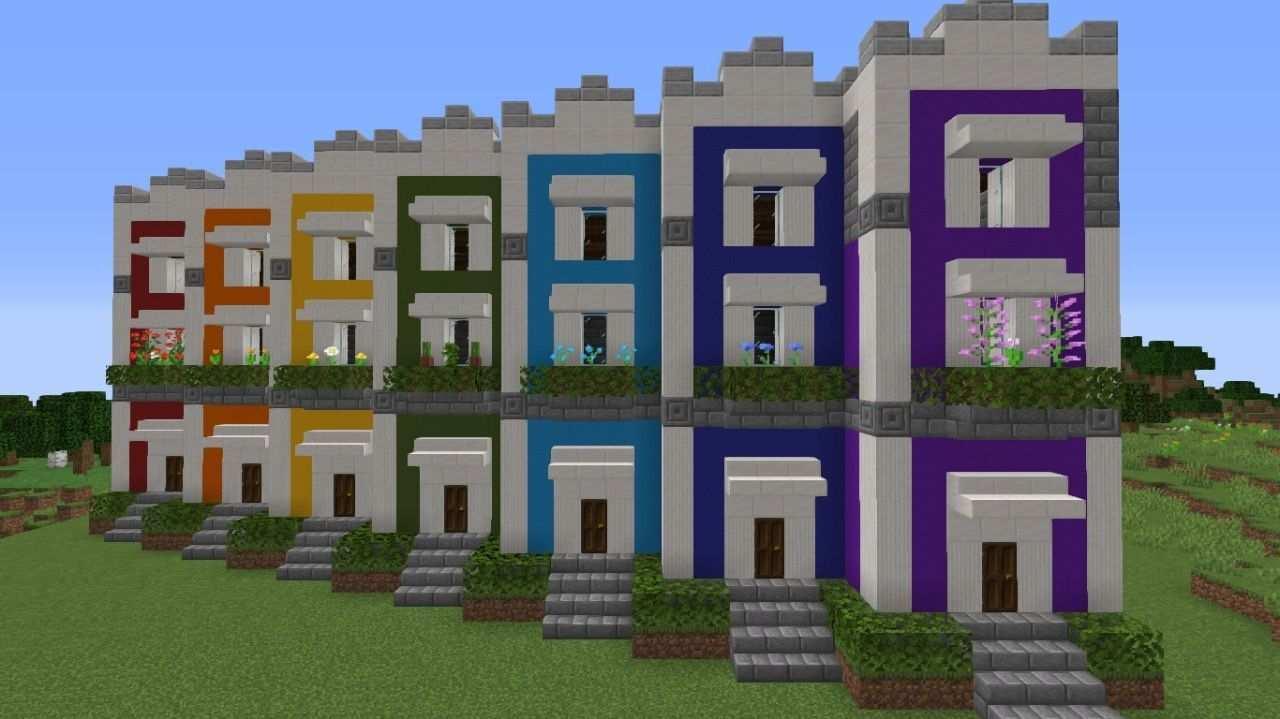 Minecrafthouses In 2020 Minecraft City Minecraft Tutorial Amazing Minecraft