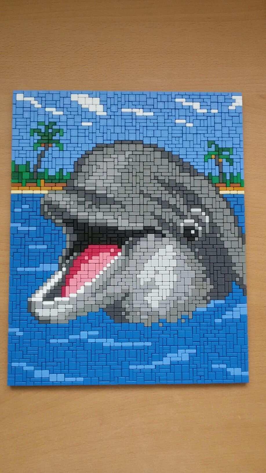 Pin Op Mozaik