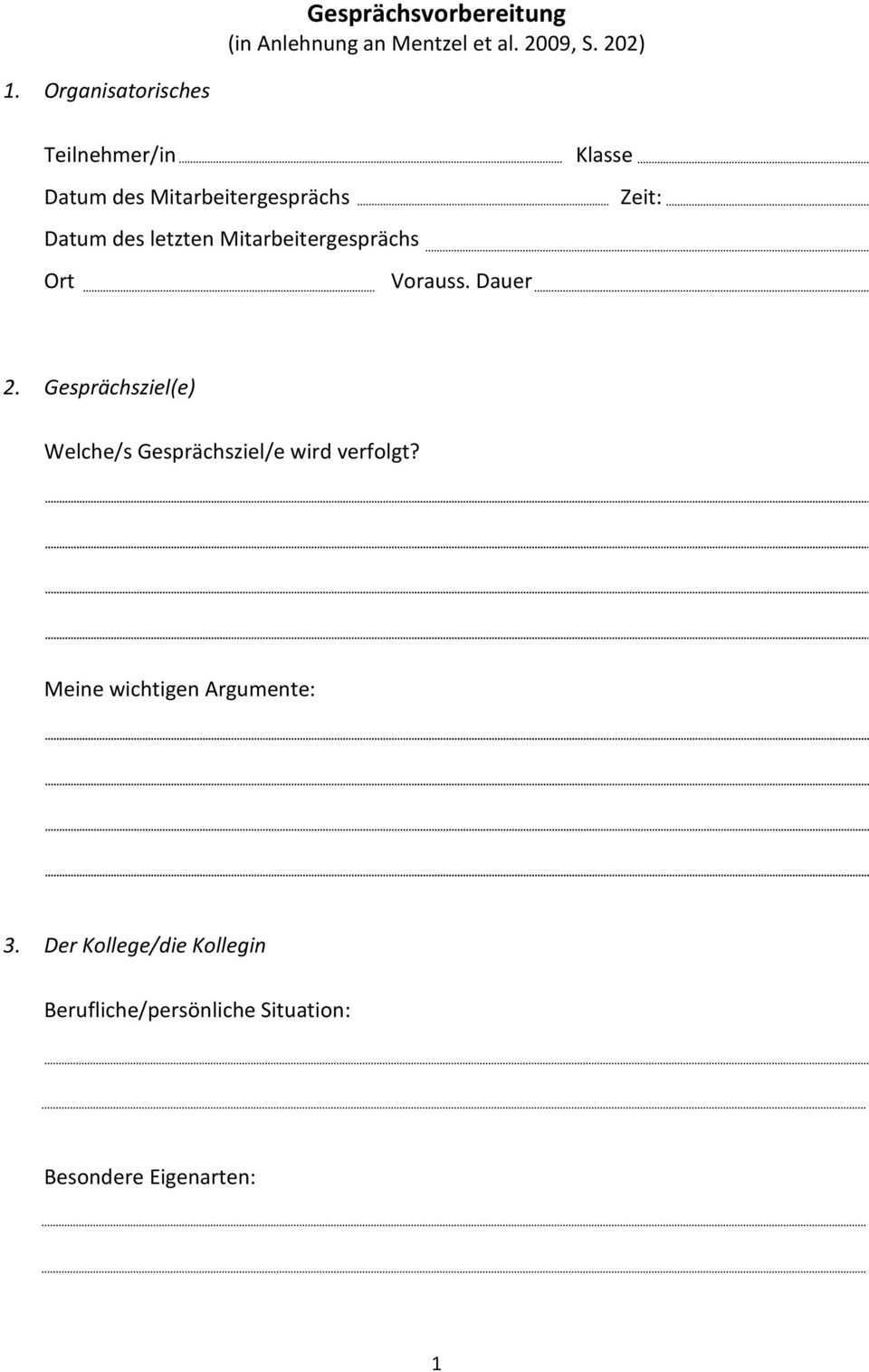Das Mitarbeitergesprach Ein Leitfaden Fur Die Schulleitung Und Das Kollegium Pdf Kostenfreier Download