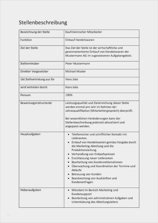 Cool Mitarbeitergesprach Vorlage Word Kostenlos Modelle Stellenbeschreibung Vorlagen Word Vorlagen
