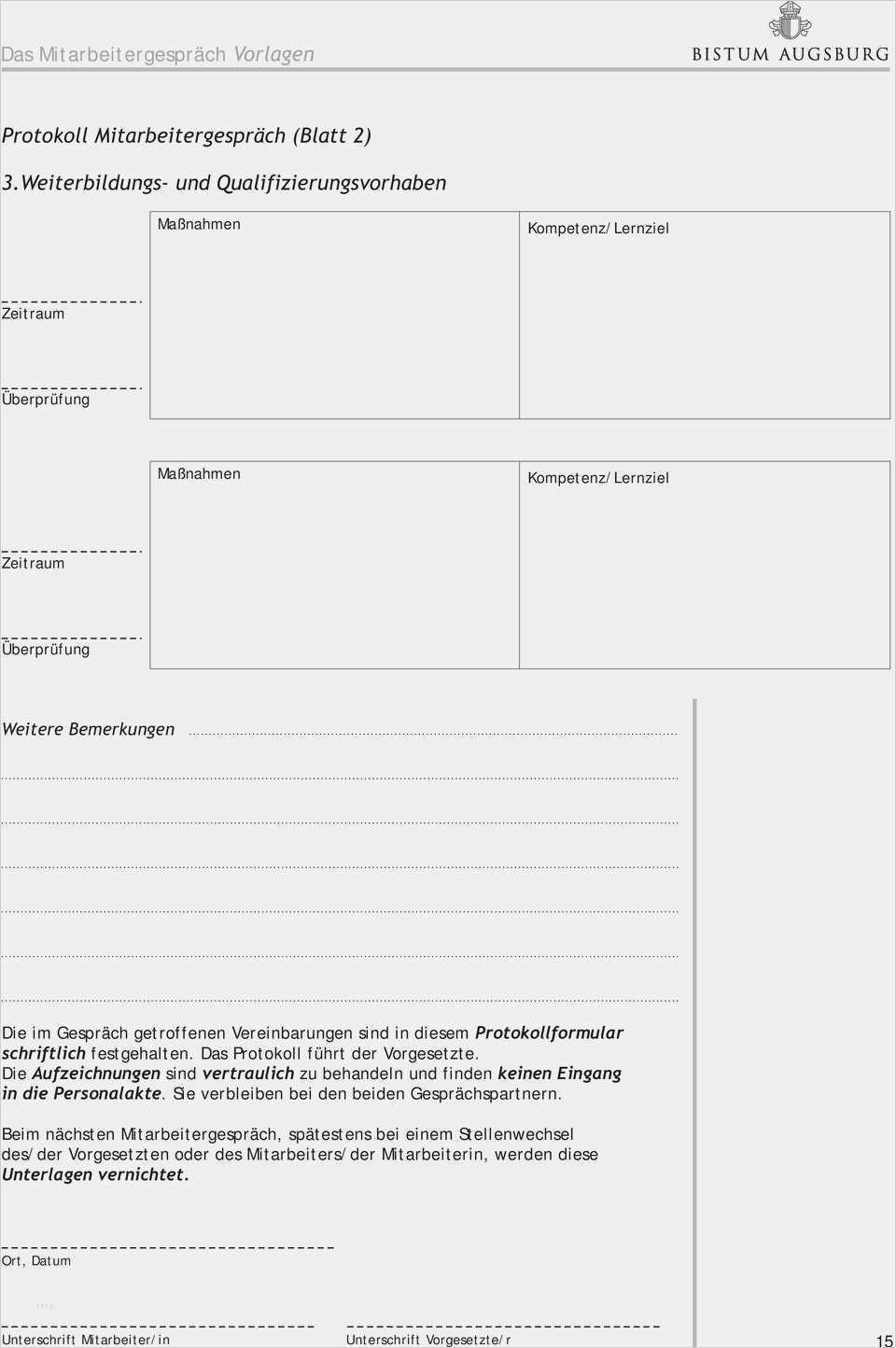 40 Suss Mitarbeitergesprach Protokoll Vorlage Galerie Vorlagen Bewerbungsunterlagen Lebenslauf