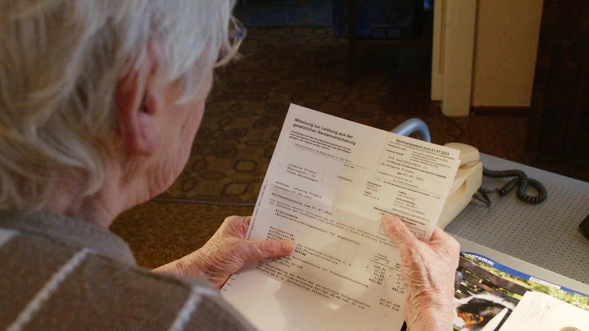 Steuererklarung So Wird Sie Fur Rentner Einfacher Steuererklarung Rentner Rentenversicherung