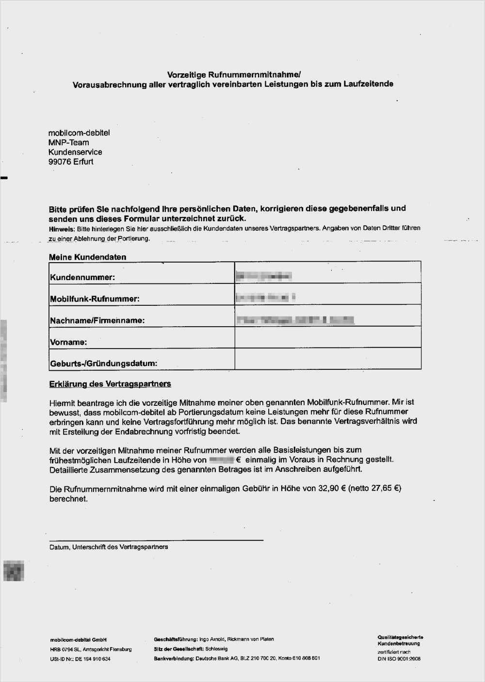 Mobilcom Debitel Kundigung Rufnummernmitnahme Vorlage 33 Best Of Solche Konnen Anpassen Fur I In 2020 Vorlagen Briefkopf Vorlage Lebenslauf