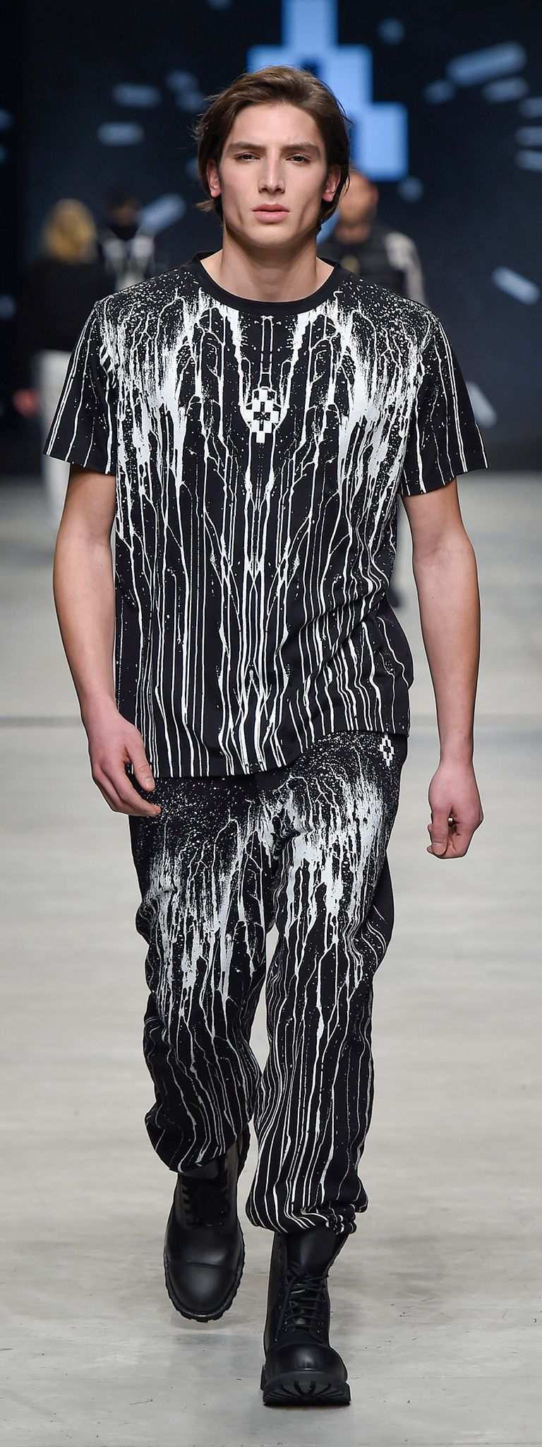 Country Of Milan Fall 2015 Gents Fashion Menswear Pattern Fashion