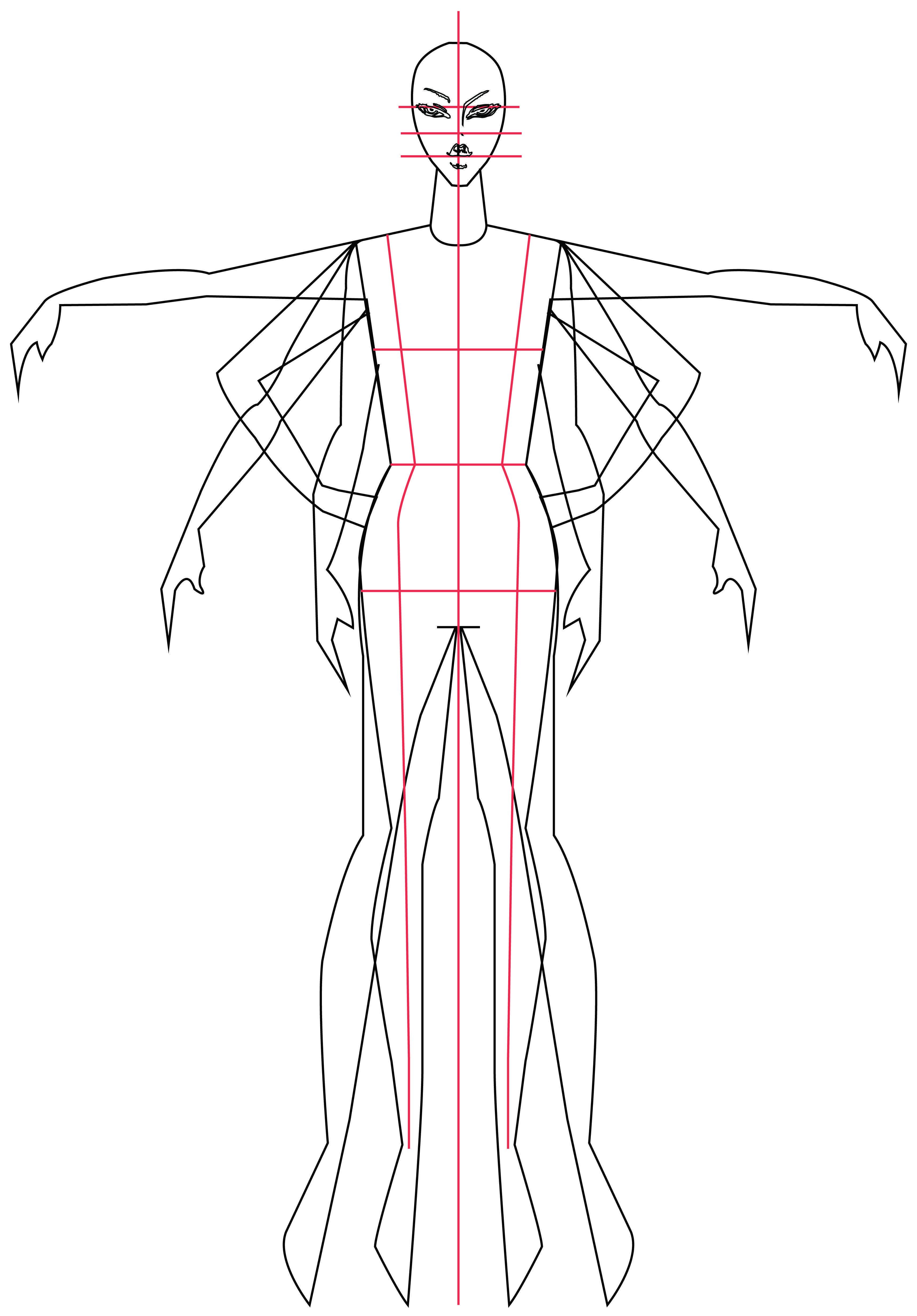 Pin Von Hajar Auf Dessins Mode Design Vorlage Modedesign Skizzen Modeskizze Zeichnen