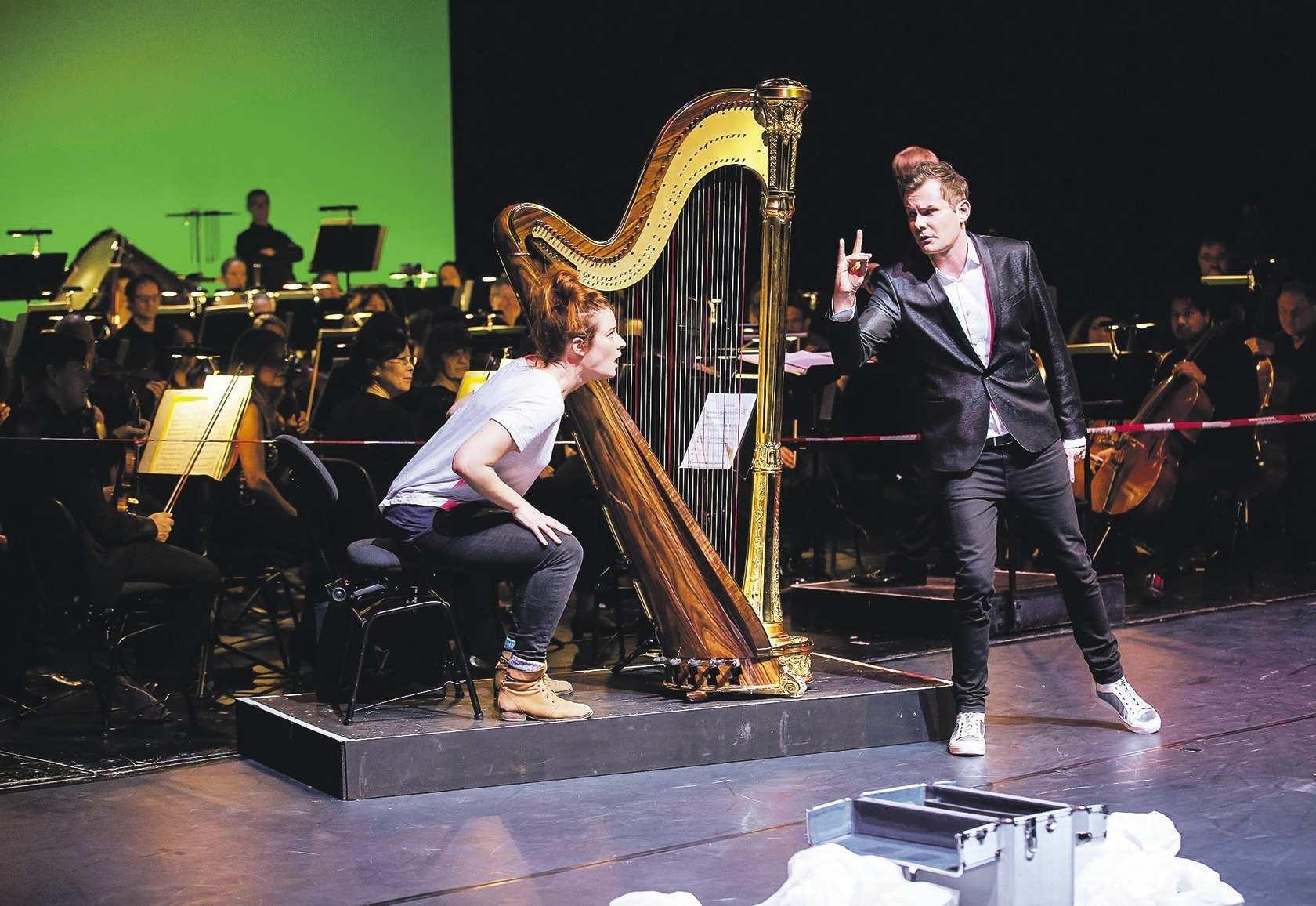Kika Star Moderiert Konzert Im Heidelberger Theater Musik Ist Die Gesundeste Droge Nachrichten Aus Heidelberg Rnz