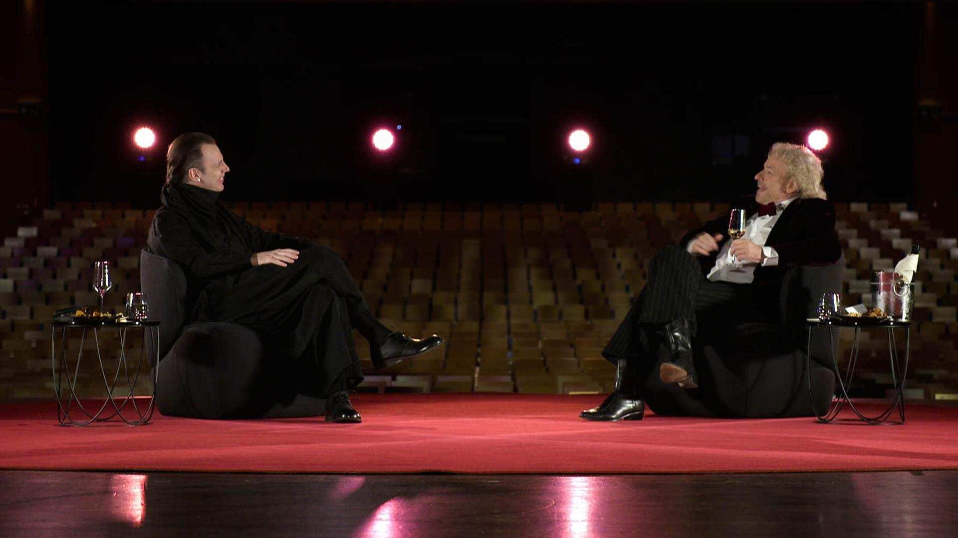 Tv Konzerte Zum Jahreswechel Gottschalk Moderiert In Baden Baden