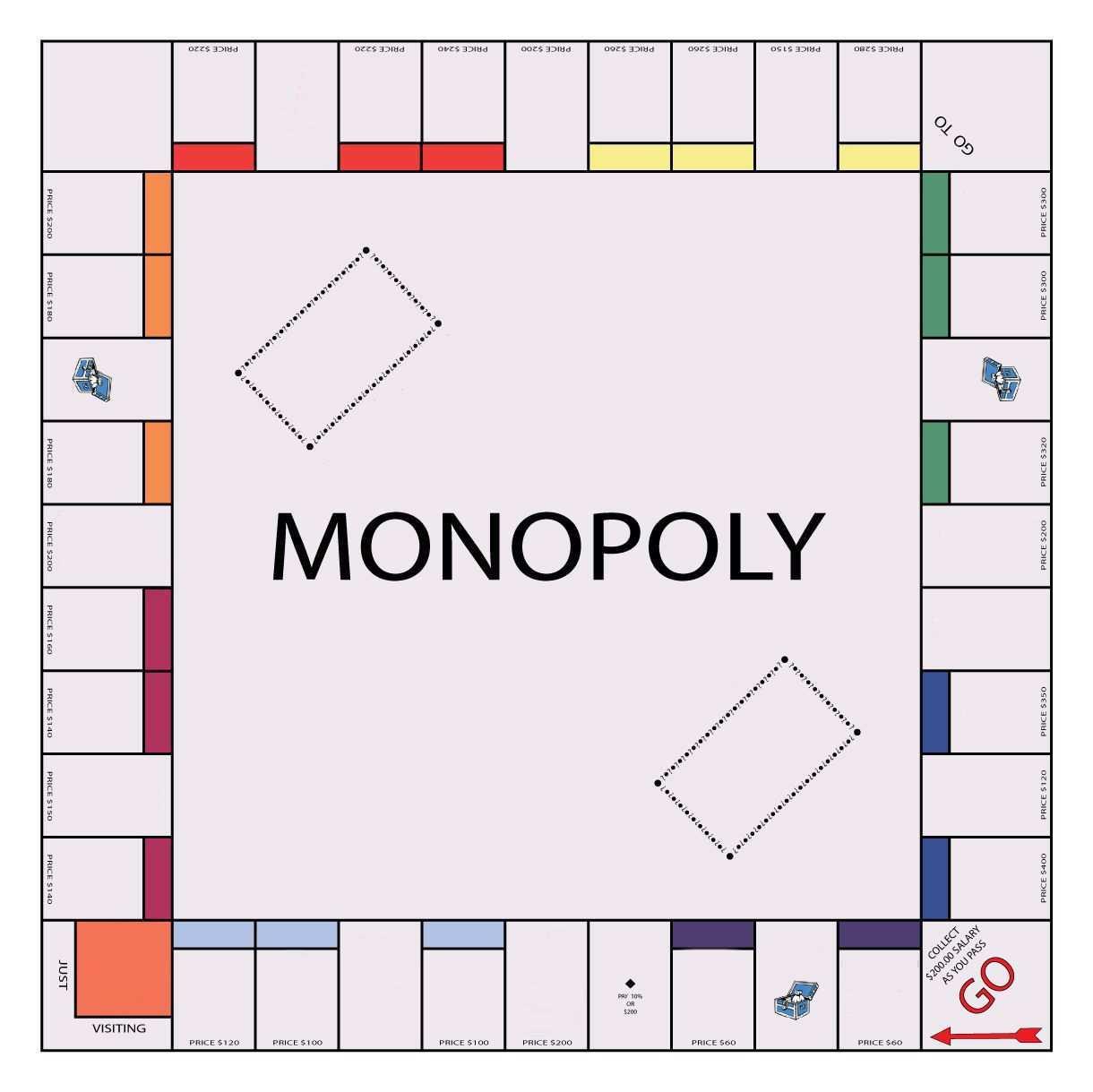 Create Your Own Monopoly Board Www Sunprairie Ednews Blogspot Com Spiele Selber Basteln Brettspiel Selber Machen Harry Potter Monopol