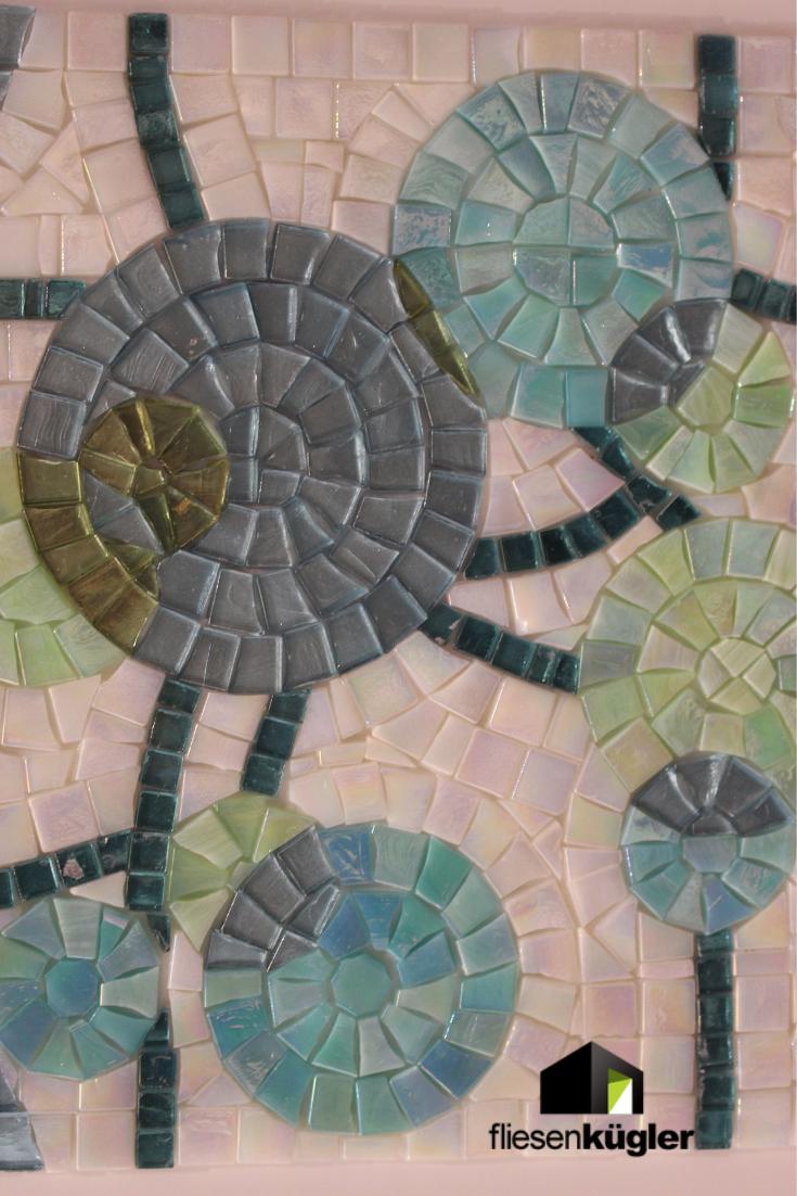 Mit Mosaikfliesen Kann Man Tolle Muster Legen Und Sich Kreativ Ausleben Mit Farben Wie Turkis Konnt Ihr Zudem Tolle Akzent Blaue Fliesen Mosaikfliesen Mosaik