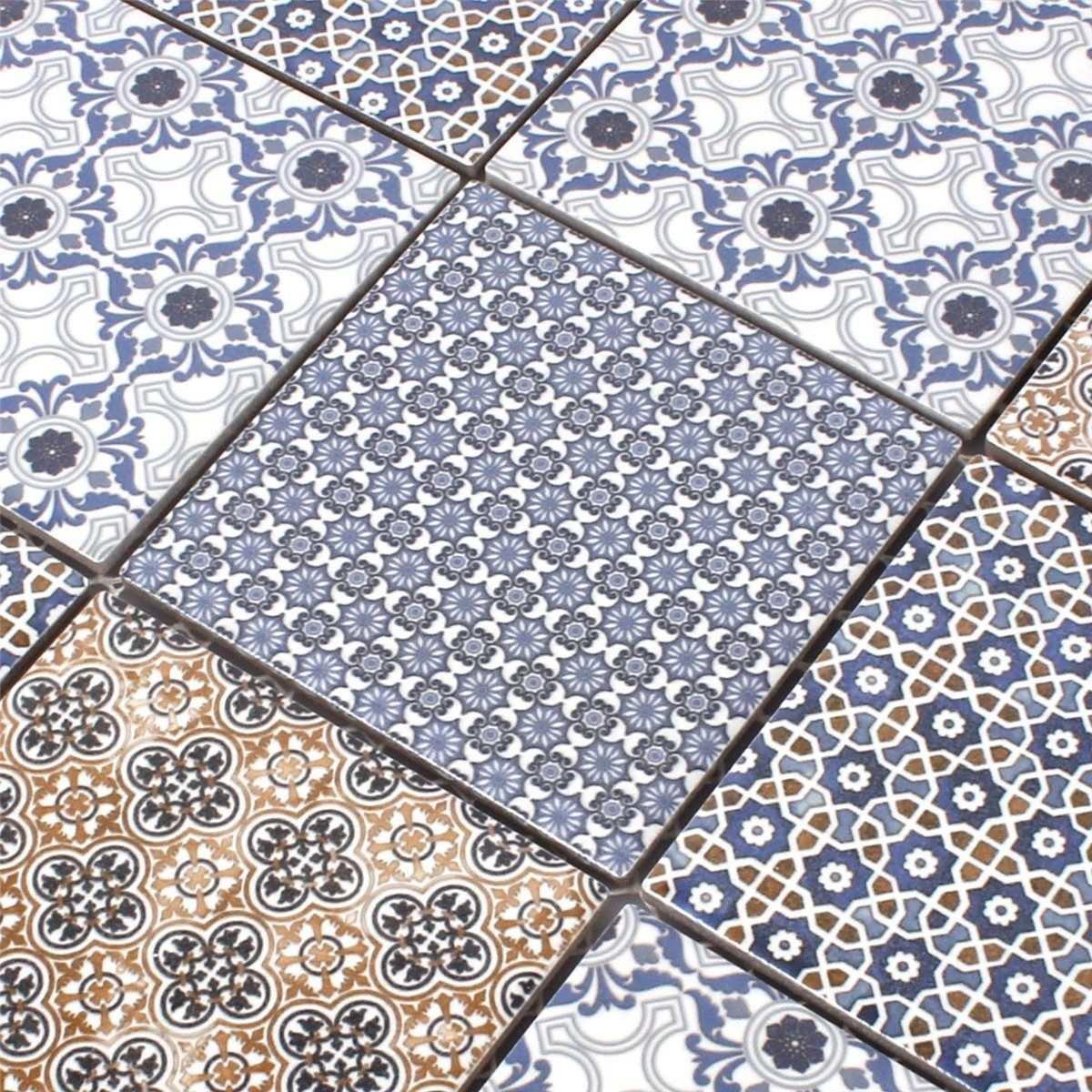 Keramik Mosaik Fliesen Zement Optik Classico Mosaikfliesen Fliesen Fliesen Reinigen