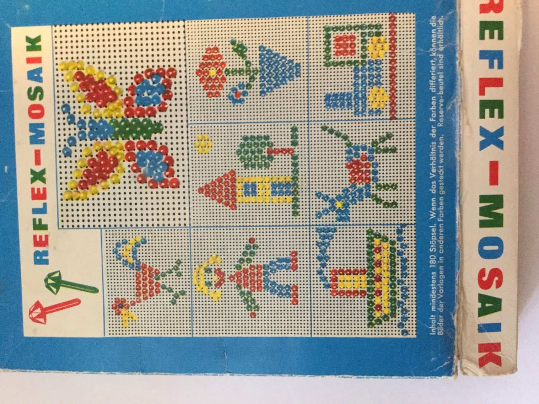 Steck Mosaik Reflex Mosaik Magneto No Spiel Gebraucht Kaufen A02peket41zzd