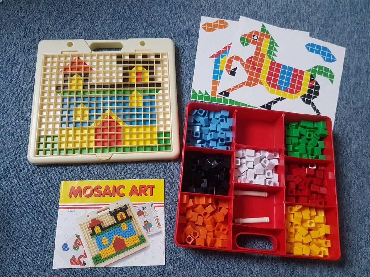 Steckspiel Mosaic Art Mosaik Puzzle In 90766 Furth For 10 00 For Sale Shpock