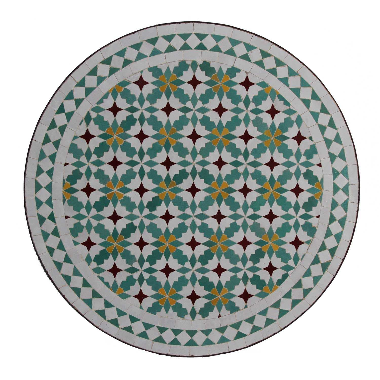 Mosaik Tisch Aus Marokko M60 41 Mosaik Mosaiktisch Tisch