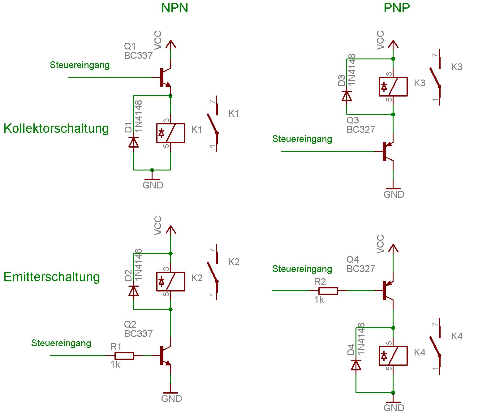 Transistor Mikrocontroller Net
