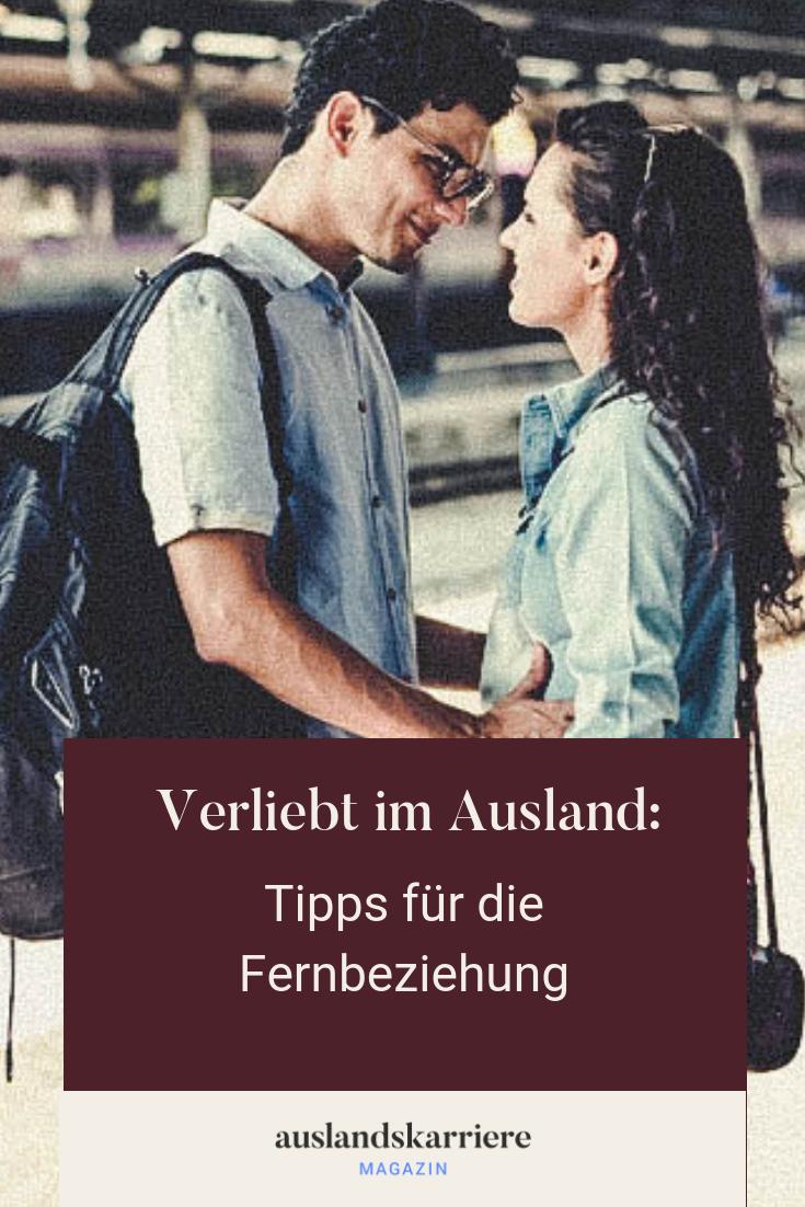 Im Ausland Verliebt Fernbeziehung Beziehung Verliebt