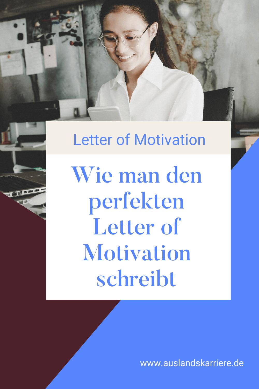 Ein Motivationsschreiben Zu Formulieren Kann Schwer Sein Und Dann Auch Noch Auf Englisch Dies Motivationsschreiben Motivation Motivationsschreiben Bewerbung