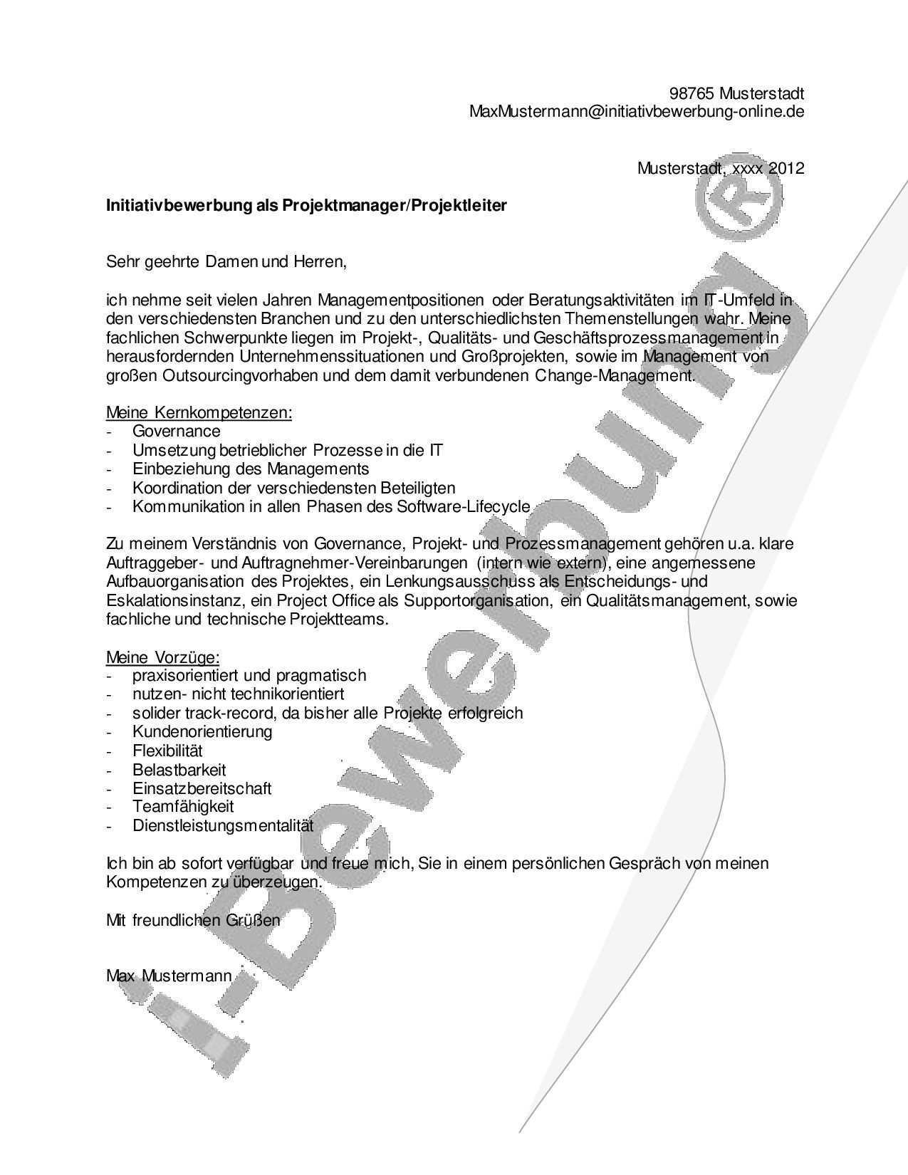 Vorlage Fur Ein Anschreiben Zur Initiativbewerbung Stellenbewerbung Bewerbung Anschreiben