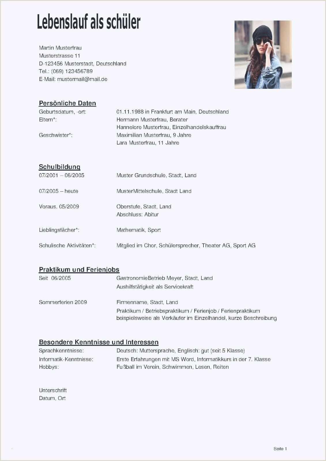 Lebenslauf Auf Englisch Muster Word Lebenslauf Vorlagen Lebenslauf Lebenslauf Muster