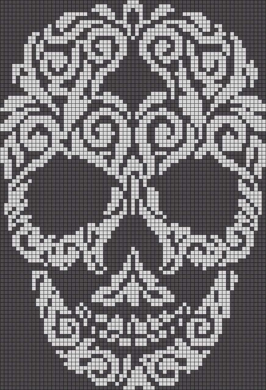 Pin Von Helfire Auf Crochet Squelettes Skull Hakeln Muster Stricken Strickvorlage