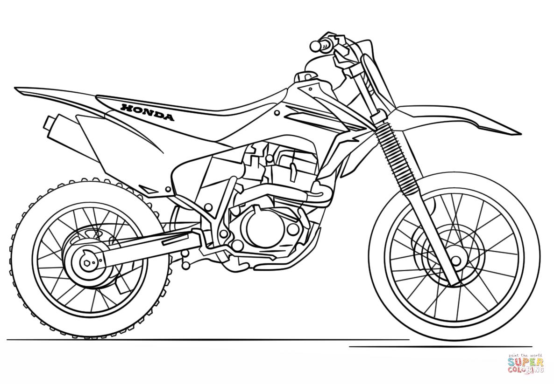 Ausmalbilder Motocross Kawasaki Kunst Motorrad Ausmalbilder Und Dirt Bike Tattoo Trial Motorrad Fahrrad Zeichnung