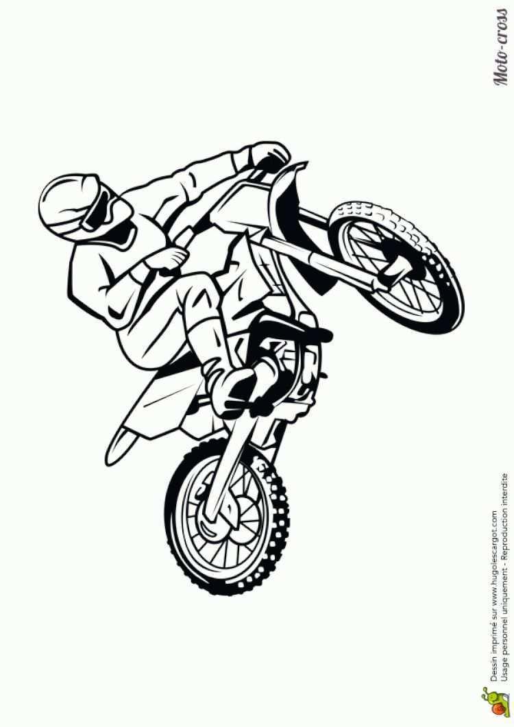 Coloriage Moto Cross A Imprimer Restez Genial Et Colorier Download Merci De Visiter Mon Blog L Article Ci Dessus Bike Drawing Dirt Bike Tattoo Bike Tattoos