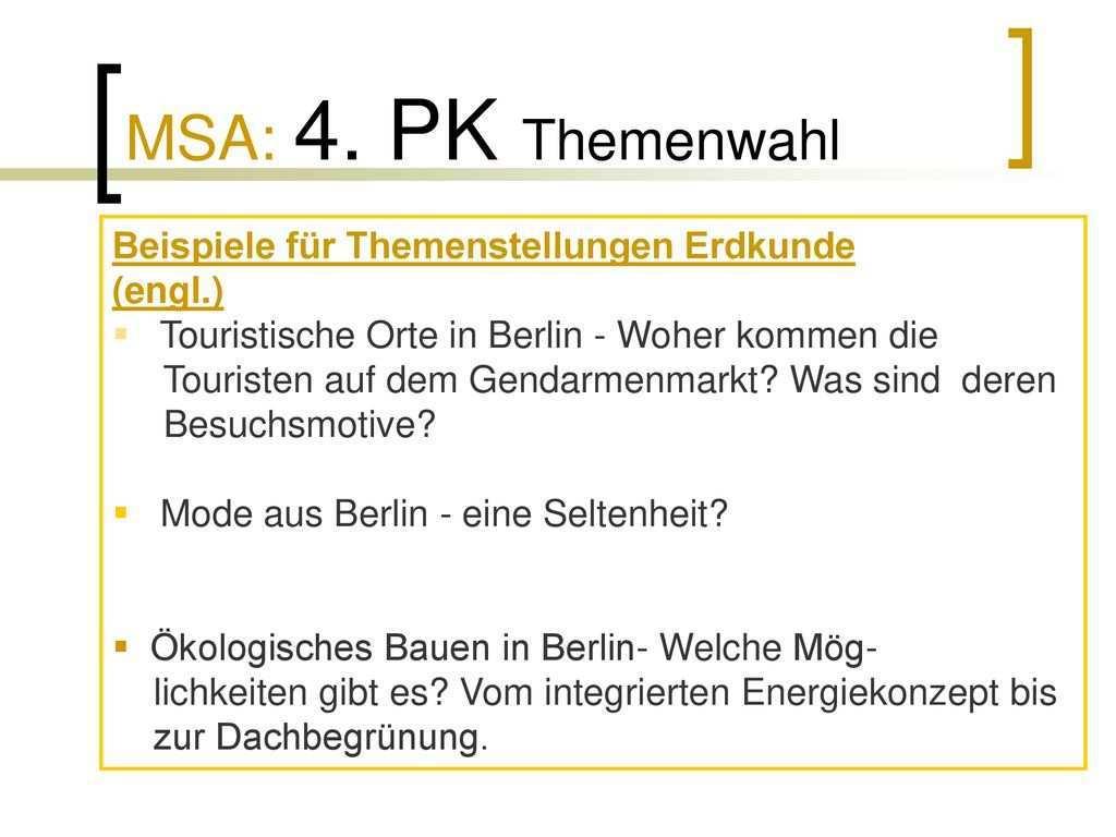 Informationen Zum Msa 2019 Johann Gottfried Herder Gymnasium Ppt Herunterladen