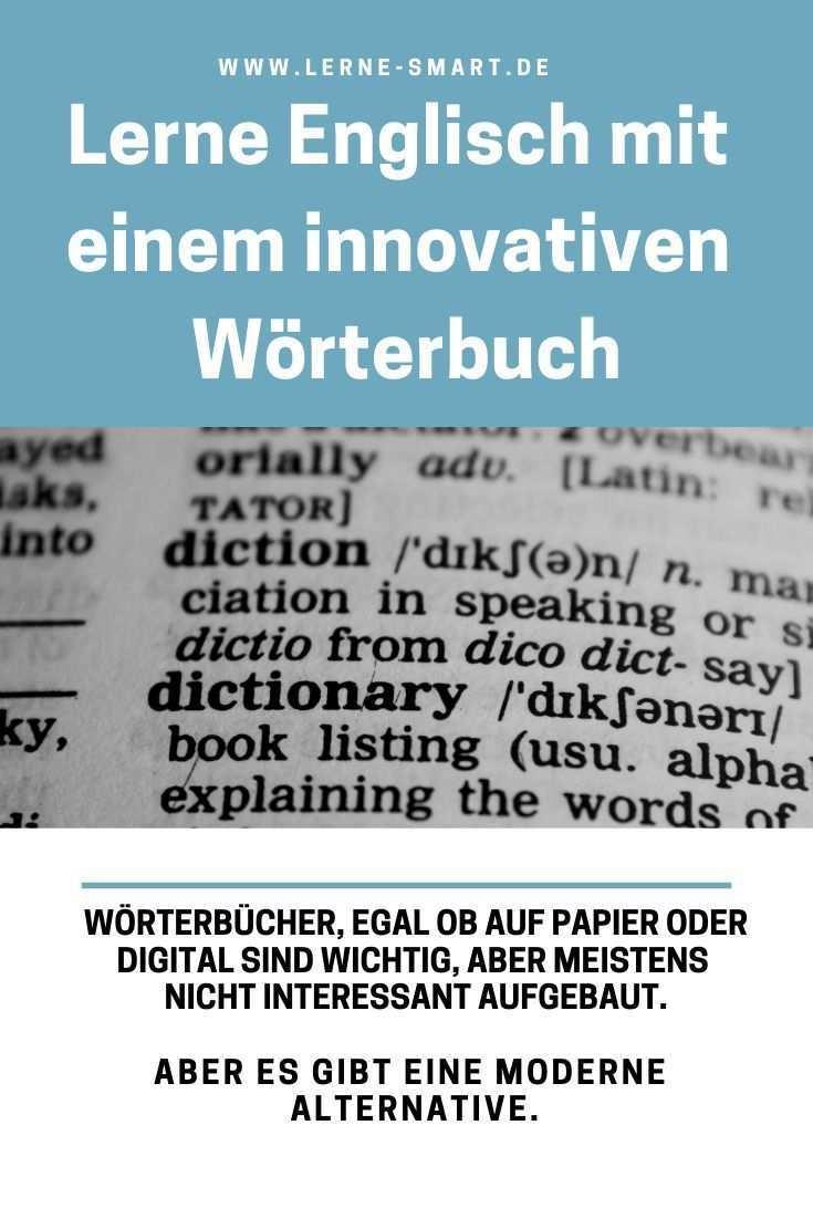 Englisch Lernen Mit Visuwords Nutze Das Worterbuch Fur Dich Englisch Lernen Lernen Englisch