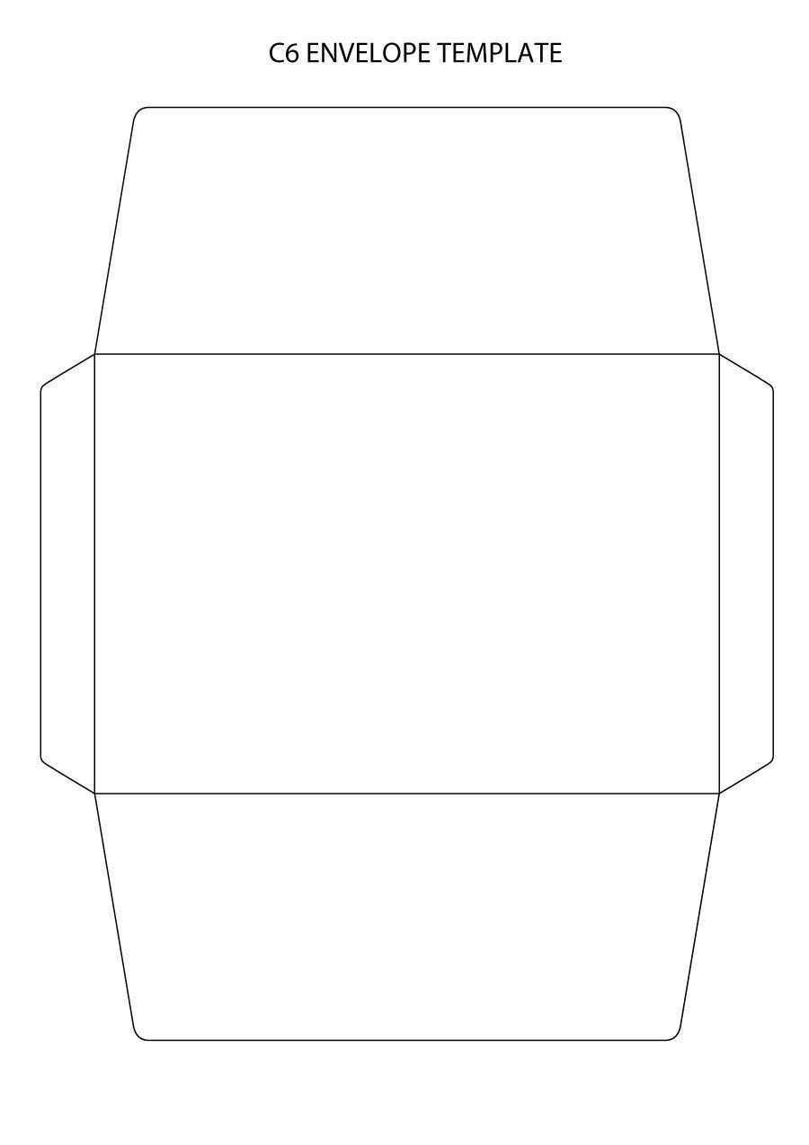 Free Printable Envelope Templates 40 Free Envelope Templates Word Pdf Template Lab Envelope Template Envelope Template Printable Envelope Printing Template