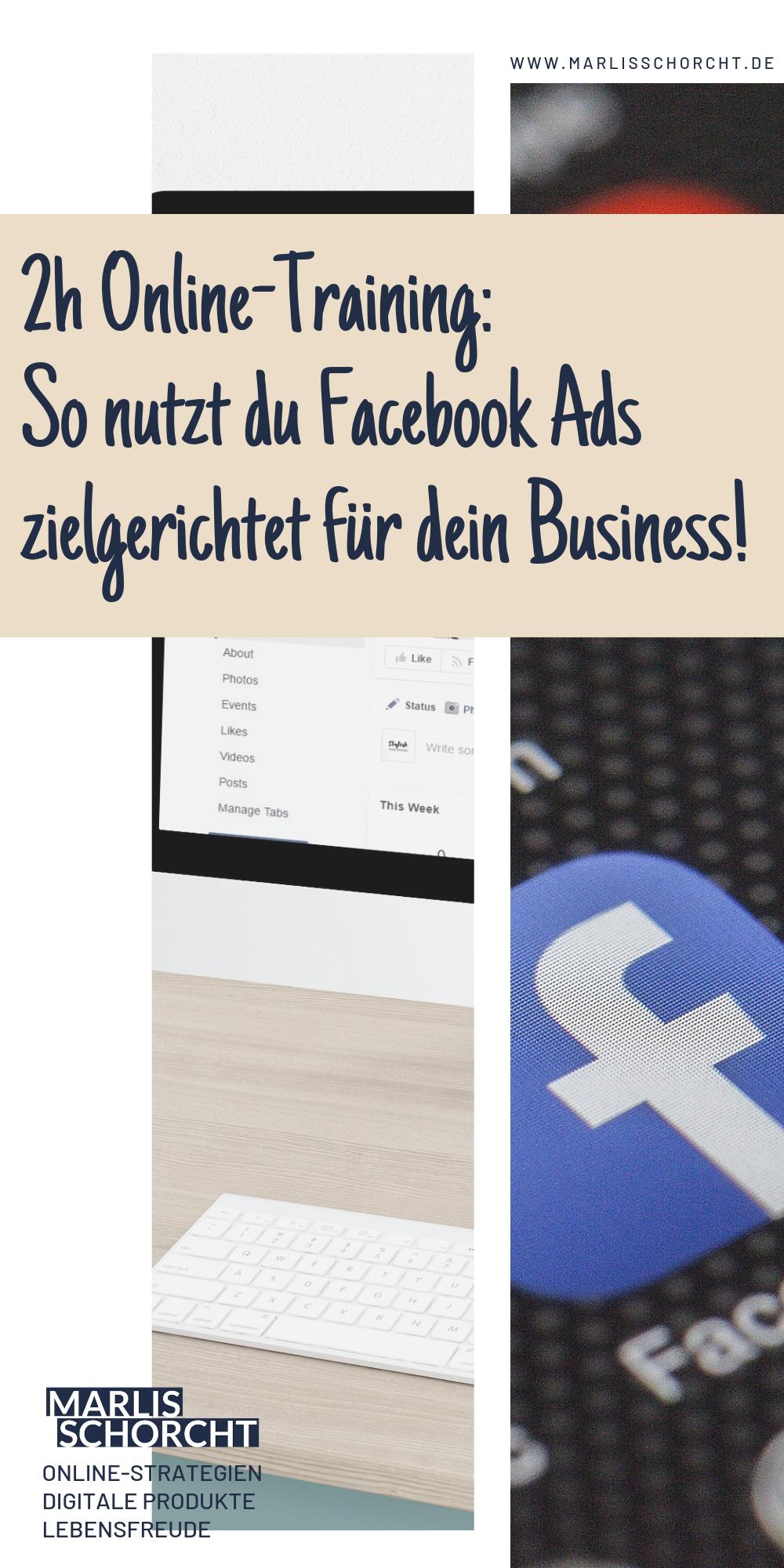 Der Facebook Ads Online Kurs Im Uberblick Ziele Von Facebook Ads Traffic Kategorien Customer Journey Facebook Pixel Aufbau Ein Instagram Tipps Facebook Online
