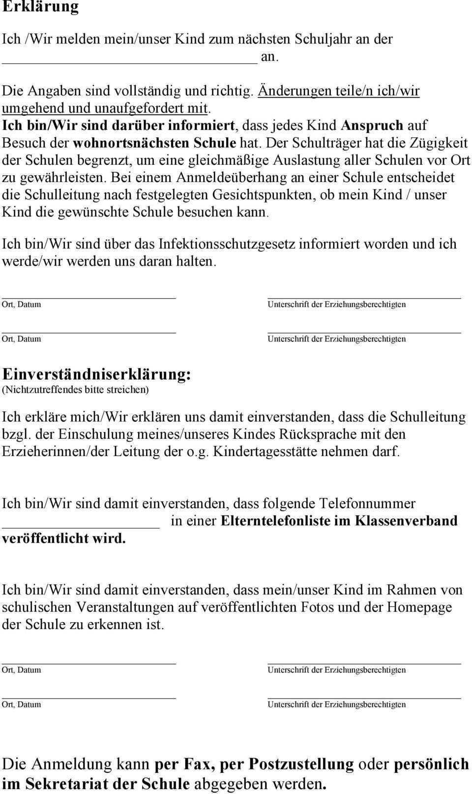Angaben Schulanfanger In Weiblich Mannlich Pdf Free Download