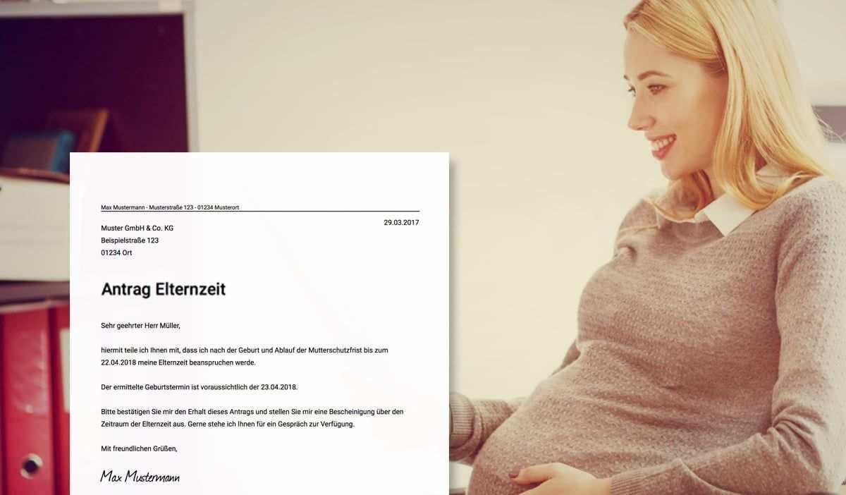 Wie Funktioniert Der Antrag Auf Elternzeit Wo Und Wann Muss Dieser Gestellt Werden Alle Infos Kostenlose Antrag Elternzeit Elternzeit Elternzeit Beantragen
