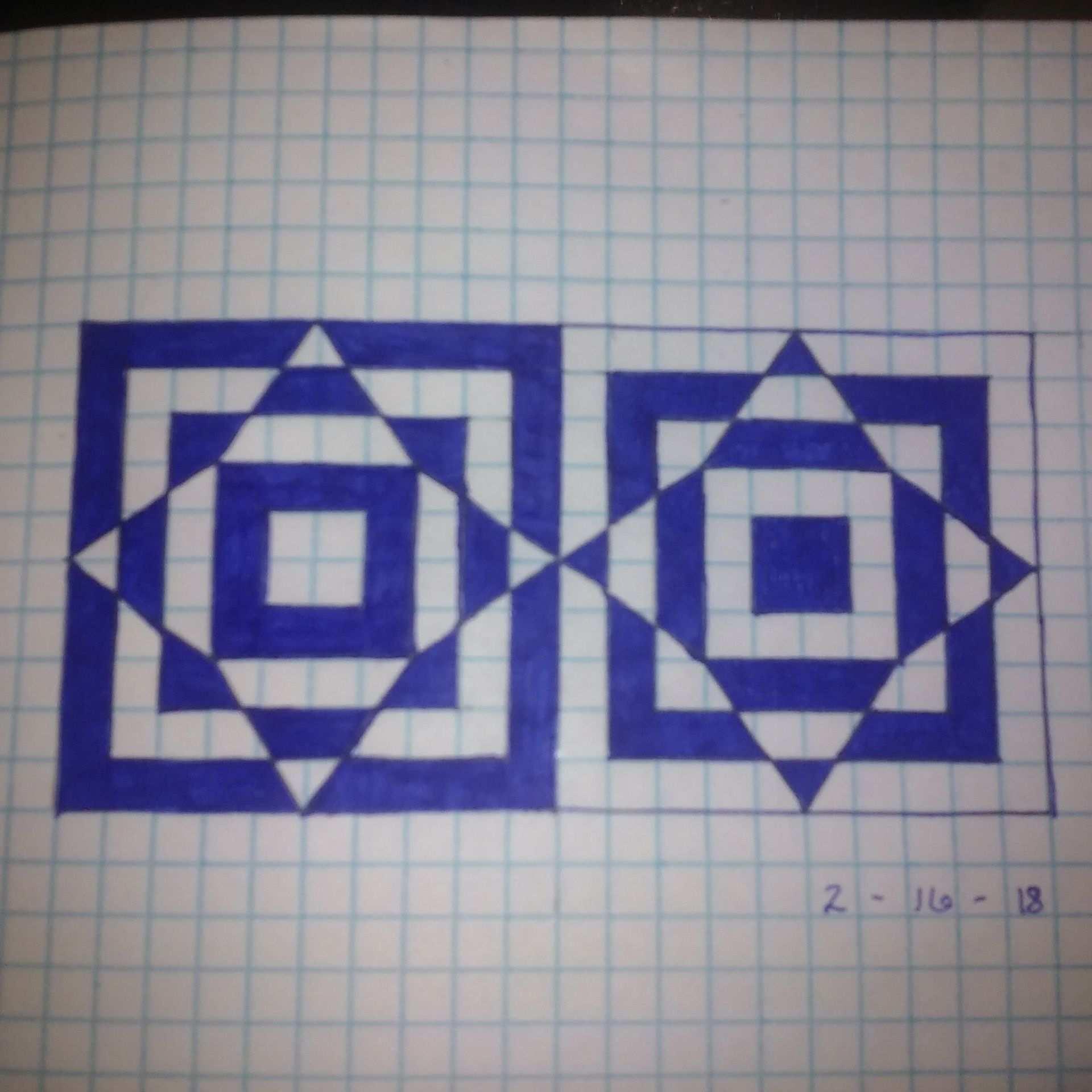 Graph Paper Pattern Of Alternating Black White Graph Paper Drawings Graph Paper Art Graph Paper Designs