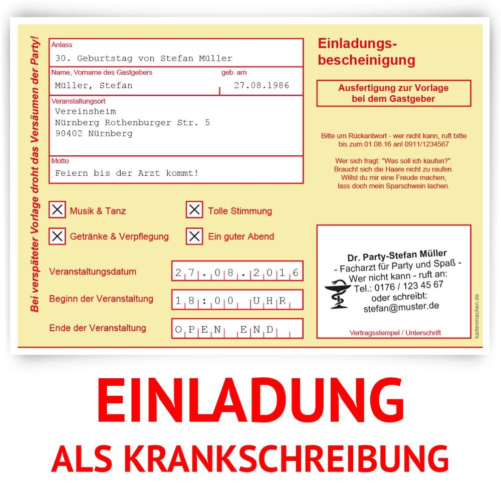 Witzige Einladungskarten Zum Geburtstag Online Bestellen Lustige Einladungskarten Gestalten Kostenlos