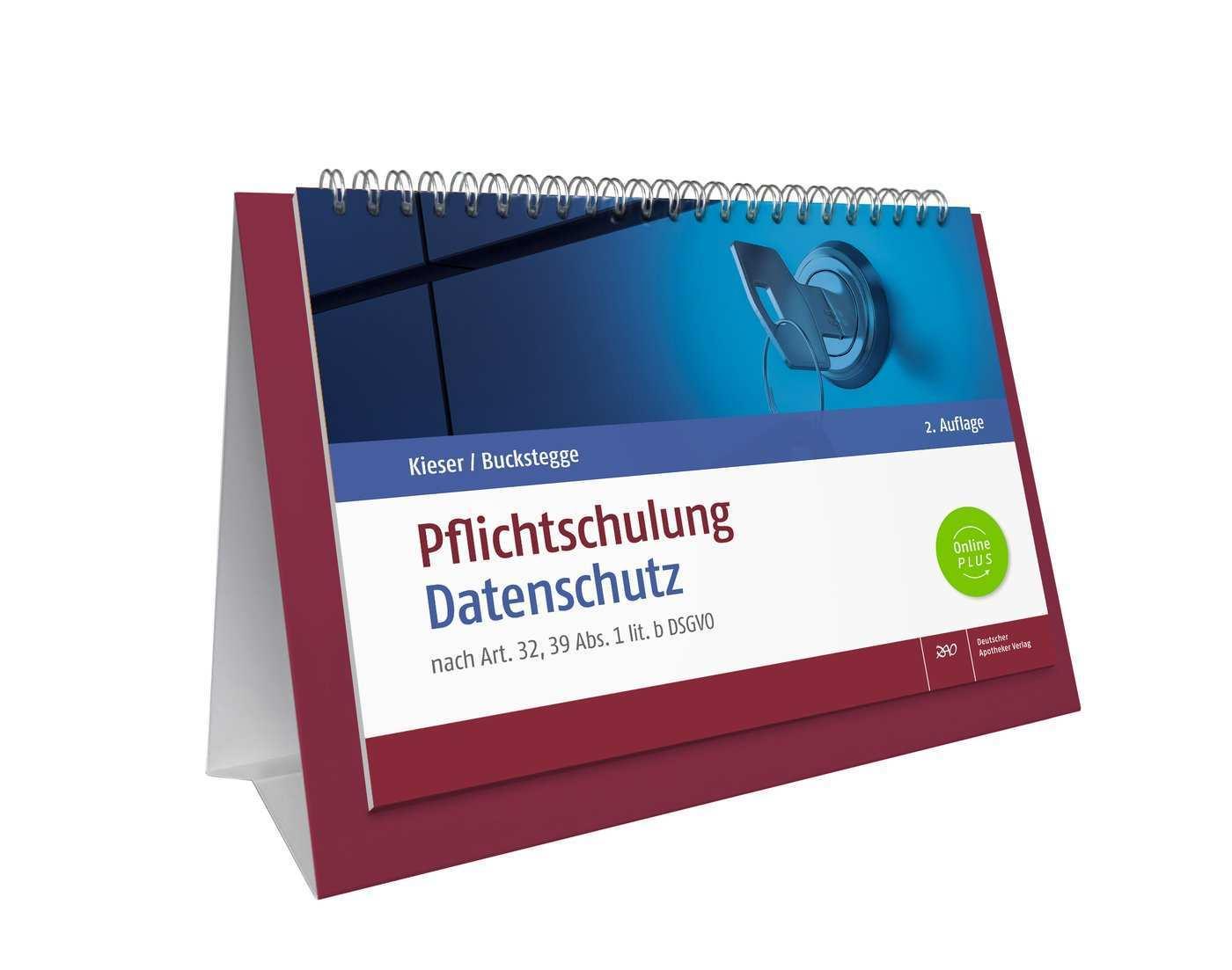 Datenschutz Shop Deutscher Apotheker Verlag