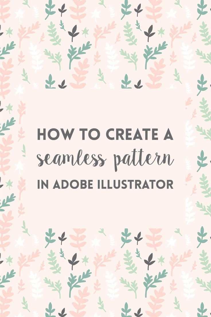 Illustrator Erstellen Nahtloses Design Muster Ein Sie So Inso Erstellen Sie Ein N Learning Graphic Design Graphic Design Tutorials Graphic Design Tips